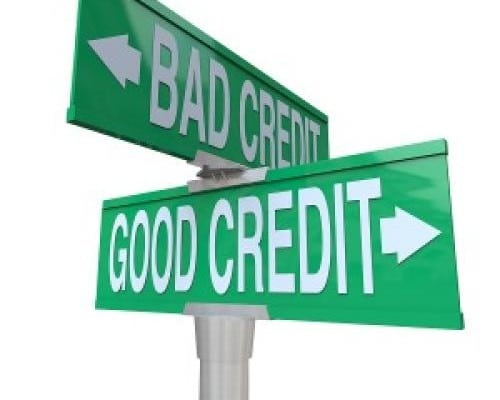 HOW TO FIX BAD CREDIT!